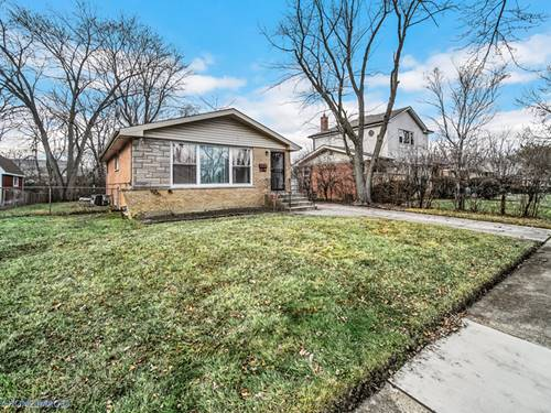 328 Sherry, Chicago Heights, IL 60411