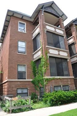3700 N Fremont Unit G, Chicago, IL 60613 Lakeview