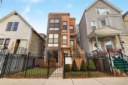 1755 N Sawyer Unit 1, Chicago, IL 60647 Logan Square