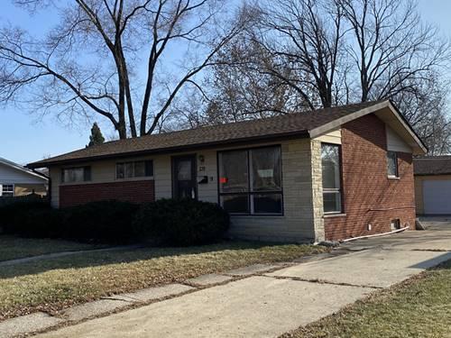 339 E Drake, Addison, IL 60101