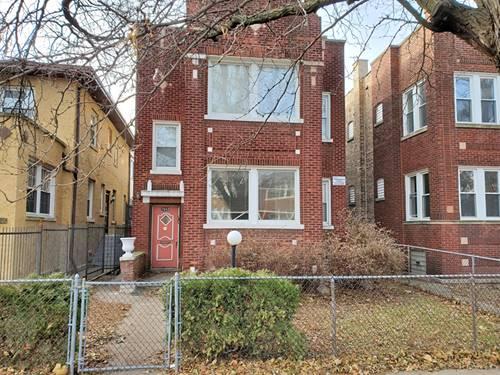 7942 S Evans, Chicago, IL 60619 Chatham