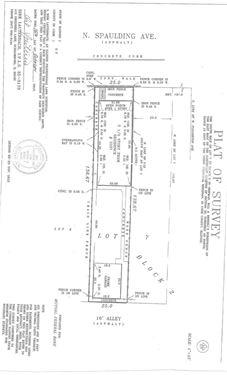 2337 N Spaulding, Chicago, IL 60647 Logan Square