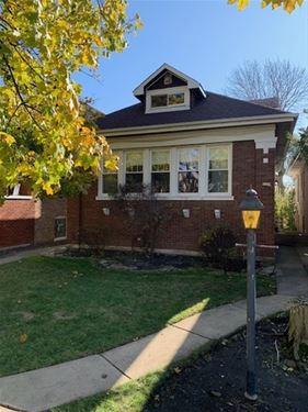 5529 W Wilson, Chicago, IL 60630