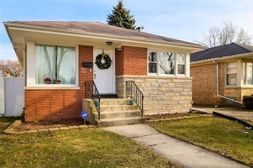 529 52nd, Bellwood, IL 60104