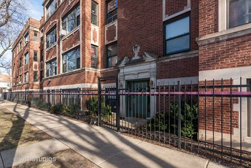6827 N Greenview Unit 3, Chicago, IL 60626 Rogers Park