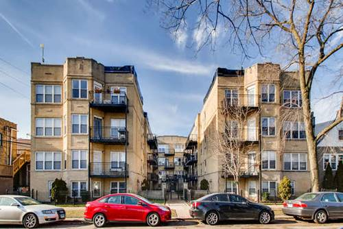 4018 N Albany Unit 3A, Chicago, IL 60618