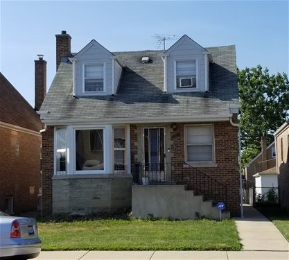 6117 W Gunnison, Chicago, IL 60630 Jefferson Park