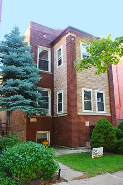 1835 W Patterson Unit 1, Chicago, IL 60613 Northcenter