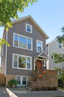 1427 W Fletcher, Chicago, IL 60657 Lakeview