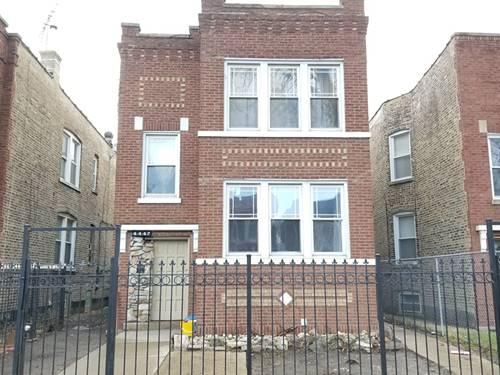 4447 S Sawyer, Chicago, IL 60632 Brighton Park