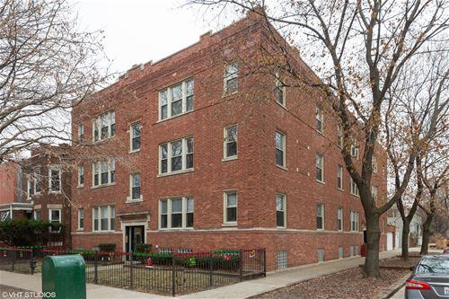 2316 W Byron Unit 3, Chicago, IL 60618 Northcenter