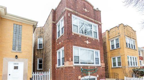 5829 N Maplewood, Chicago, IL 60659 West Ridge