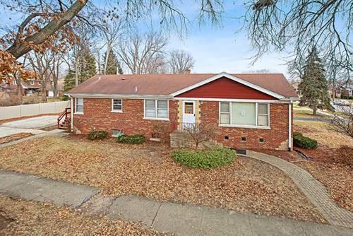 4644 W 98th, Oak Lawn, IL 60453