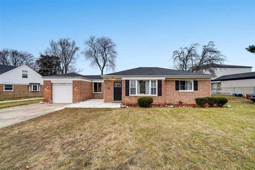 4010 W 110th, Oak Lawn, IL 60453