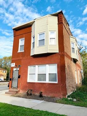 8901 S Ada, Chicago, IL 60620 Brainerd