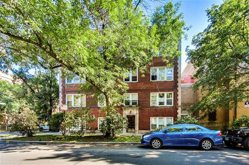 1437 W Pratt Unit 3, Chicago, IL 60626 Rogers Park