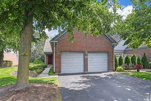 45 Thornhill, Burr Ridge, IL 60527