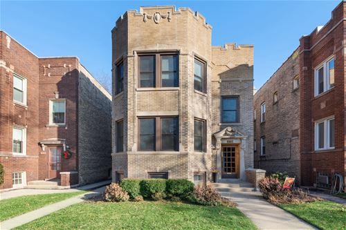 3739 N Lawndale, Chicago, IL 60618 Irving Park