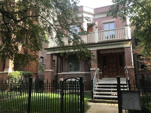 1437 W Olive Unit 2, Chicago, IL 60660 Edgewater