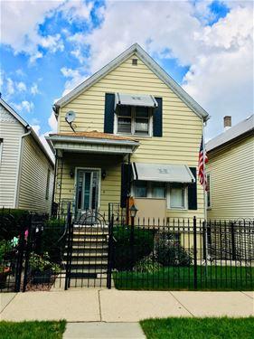 3046 W George, Chicago, IL 60618 Avondale