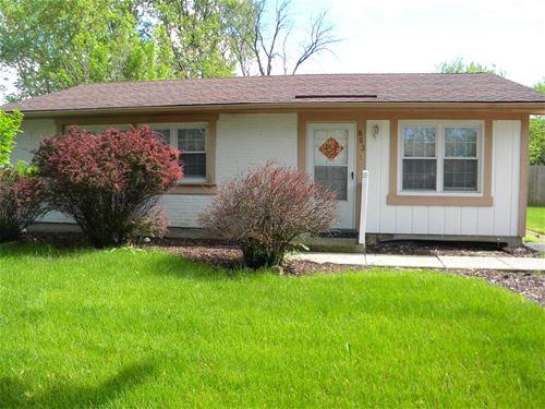 863 Tamms, Bolingbrook, IL 60440