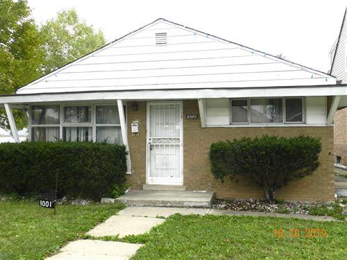 8001 S St Louis, Chicago, IL 60652 Ashburn
