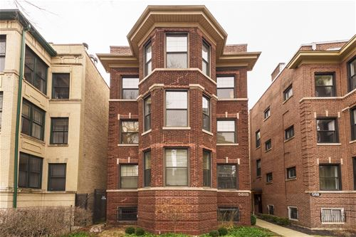 5815 N Winthrop Unit G, Chicago, IL 60660 Edgewater