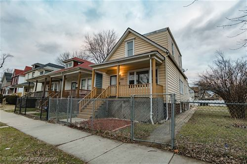 8441 S Sangamon, Chicago, IL 60620 Gresham