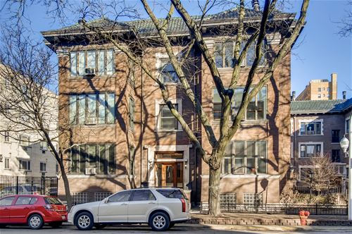 3753 N Pine Grove Unit 1, Chicago, IL 60613 Lakeview