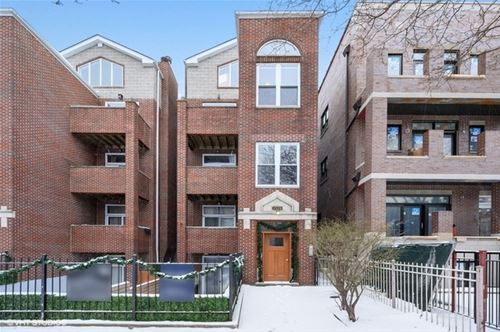 1529 W Montana Unit 3, Chicago, IL 60614 Lincoln Park