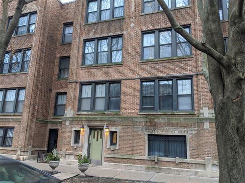 1305 W Farwell Unit 1, Chicago, IL 60626