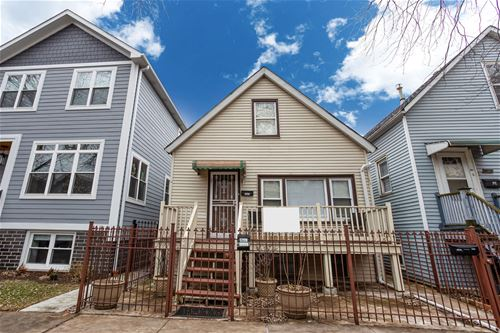 3027 N Elbridge, Chicago, IL 60618 Avondale