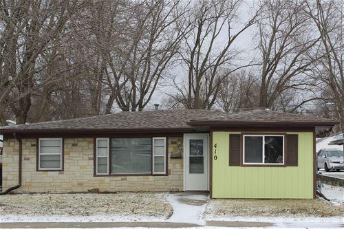 410 E High, Morris, IL 60450