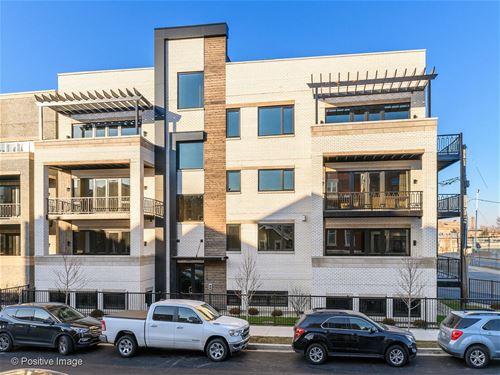 1334 W Walton Unit 2E, Chicago, IL 60642 Noble Square