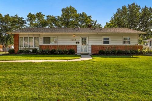 445 Ashland, Hoffman Estates, IL 60169