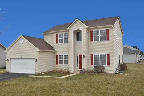 405 Shadow Wood, Yorkville, IL 60560
