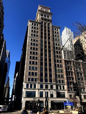 6 N Michigan Unit 510, Chicago, IL 60602 The Loop