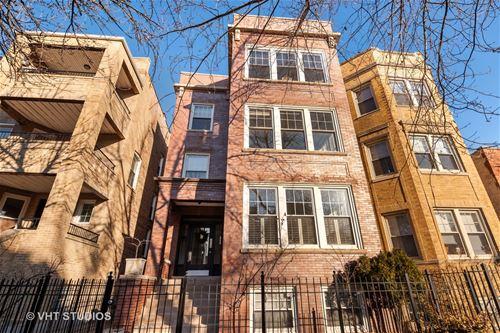 1512 W Olive Unit 1, Chicago, IL 60660 Edgewater