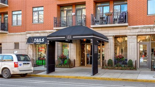 1414 N Wells Unit 204, Chicago, IL 60610 Old Town
