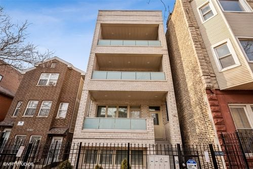 1842 N Kedzie Unit 3, Chicago, IL 60647 Logan Square