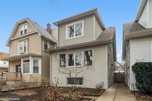 4133 N Kilbourn, Chicago, IL 60641