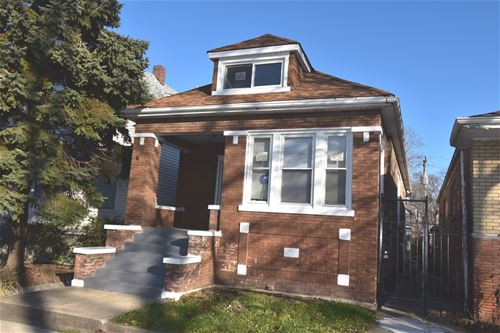 6825 S Campbell, Chicago, IL 60629 Marquette Park