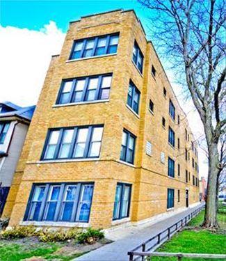 3422 W Leland Unit GW, Chicago, IL 60625 Albany Park