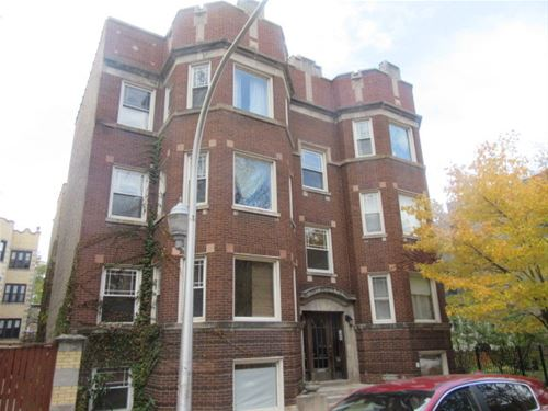 6818 N Lakewood Unit 1, Chicago, IL 60626 Rogers Park