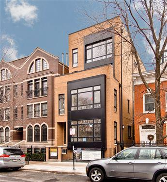1217 N Paulina Unit 1, Chicago, IL 60622 Wicker Park