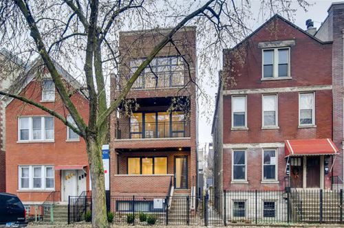 1018 N Wood Unit 2, Chicago, IL 60622 East Village
