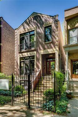 1830 W Eddy, Chicago, IL 60657 Roscoe Village