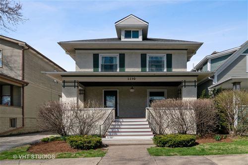 1130 Paulina, Oak Park, IL 60302