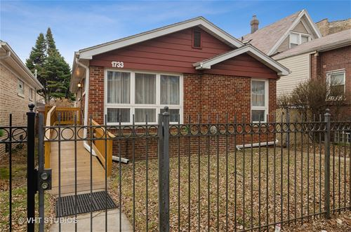1733 W Foster, Chicago, IL 60640 Ravenswood