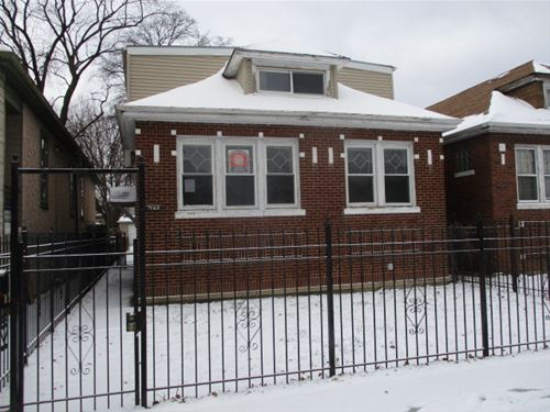 7148 S Maplewood, Chicago, IL 60629 Marquette Park